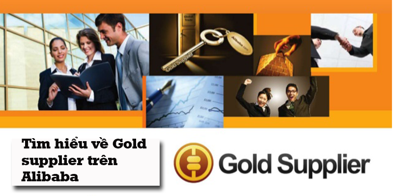 Gold supplier tren Alibaba